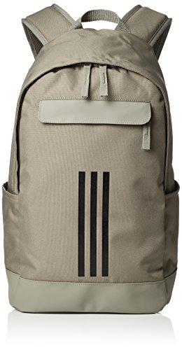 adidas Unisex-Erwachsene CLASS BP Rucksack, Braun (Cartra/Negro/Negro), 24x36x45 centimeters