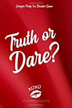 Swingner Party Ice Breaker Game Truth or Dare - For Consenting Couples Only: Perfect for Valentine's day gift for him or her - Sex Game for Consenting Adults!