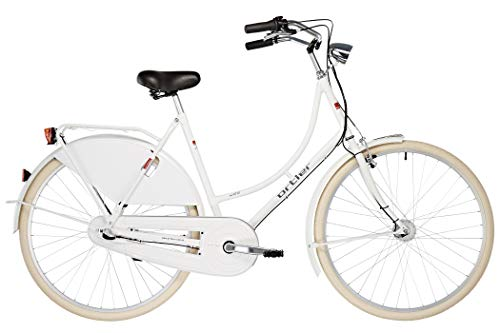 Ortler Van Dyck Damen White Rahmenhöhe 55cm 2020 Cityrad