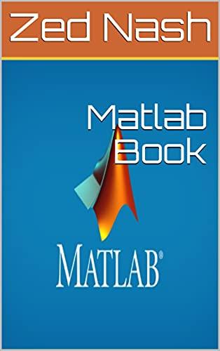 Matlab Book (English Edition)