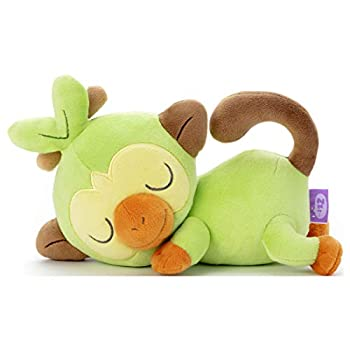 Pokémon - TAKARATOMY A.R.T.S  Sleeping Grookey Plush
