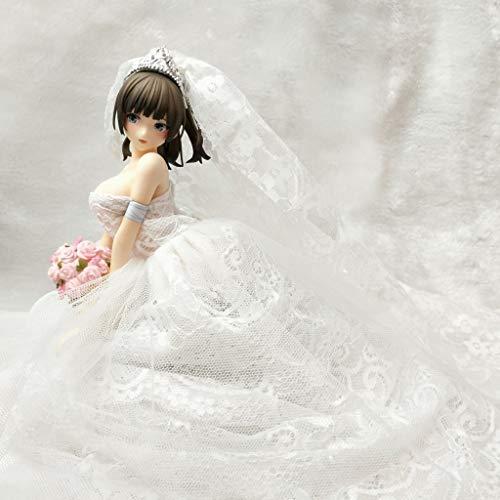 CJH R18 Figur Cast-Off (Wedding Dress Version) 1/6 Skala Anime Gril Abbildung
