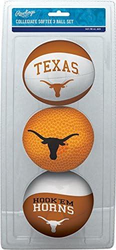 NCAA High order Three Ball Softee Set Be super welcome Basketball 4