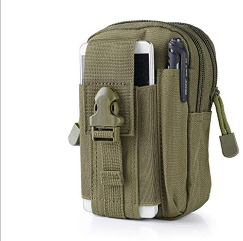 Running Portable Bag, Waterproof Mobile Phone Bag, Outdoor Sports Waist Bag, Morning Exercise Backpack, 17.5 * 12 * 6cm G