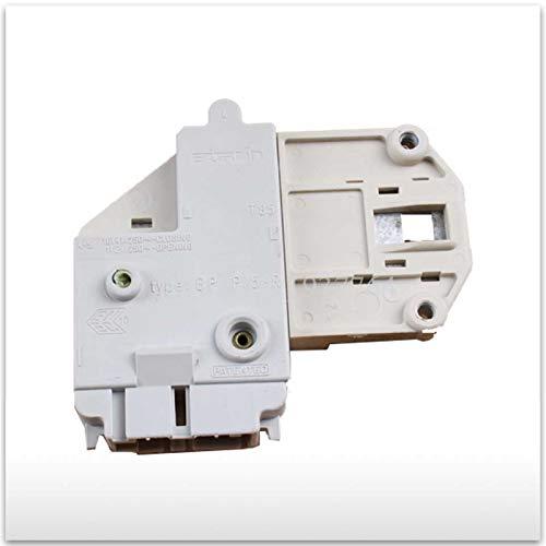 WUYANZI Ajuste para la Lavadora de Siemens Parte del Interruptor de retardo de la Puerta de la Puerta electrónica