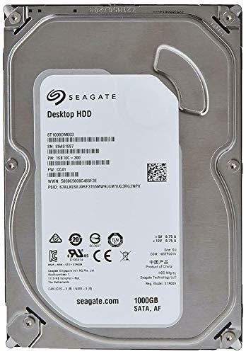 Generic 1TB 3.5' SATA 5400rpm Desktop Internal Hard Disk Driv