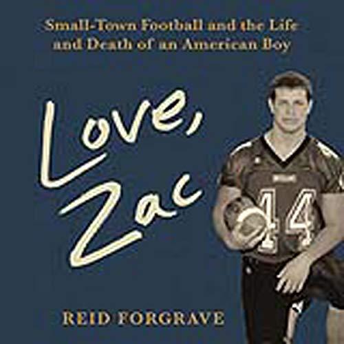 Love, Zac cover art