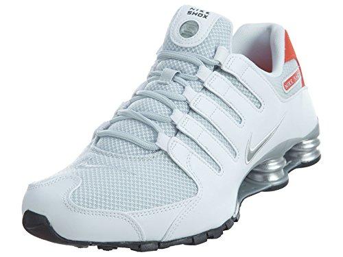 Tênis Nike Shox NZ (41, BRANCO)