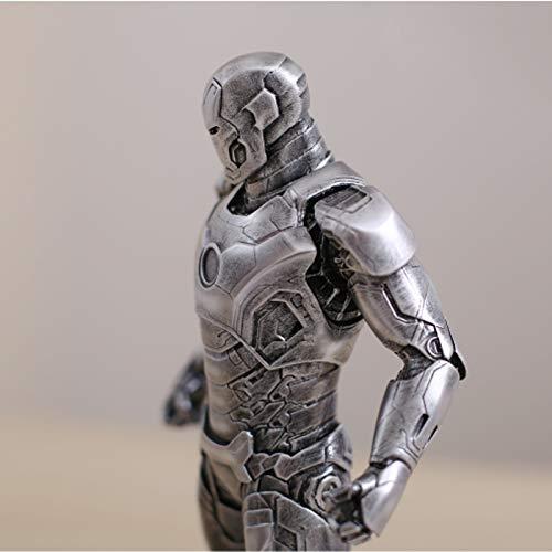 LYN Avengers Iron Man MK43 Mano Modelo Holiday Souvenir: Amazon.es: Hogar