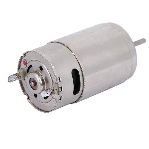 Motor eléctrico, accesorio de motor de transmisión 7.2 V - 8.4 V 2.3mm 14.6mm Hecho de imán de metal para control remoto de automóviles