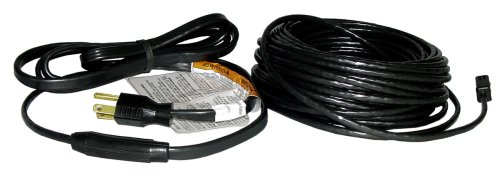 Easy Heat ADKS-1000 200-Foot Roof Snow De-Icing Kit,Brown/A