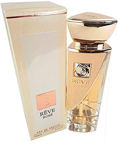 Reve Rose My Perfumes Feminines Aroma - 100 ml Eau De Parfum Vanille Woody Musk Duft