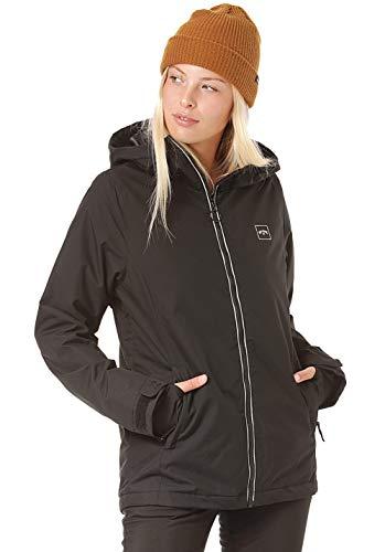 BILLABONG Sula-Chaqueta para Mujer Esqui/Snow, Black, XL