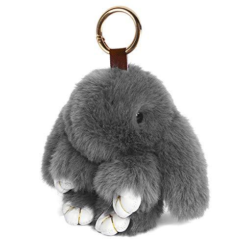 Yodensity Hase Schlüsselanhänger Geschenke Autoschlüssel Dekoration Plüschspielzeug