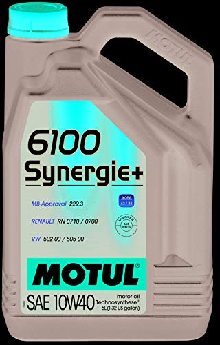 109463 - Aceite lubricante Motor 6100 SYNERGIE+ 10W40 4L