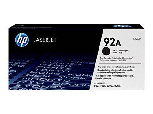 HP - Hewlett Packard LaserJet 1100 (92A / C 4092 A) - original - Toner schwarz - 2.500 Seiten