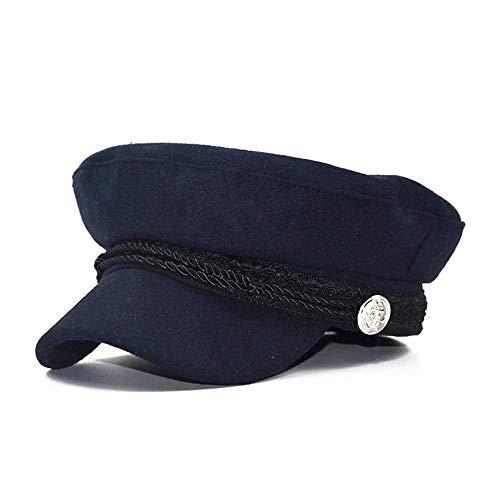 Handcuffs Caps Military Cotton Casquette Cap Casual Hat For Mens Womens (Blue)