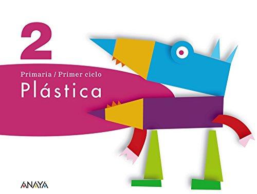 Plástica, 2. Educación Primaria, Primer Ciclo - 9788466797320