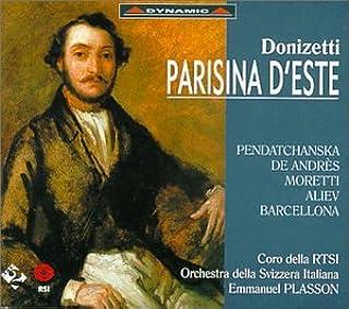 Donizetti: Parisina d'Este