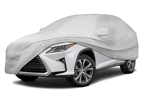 CarsCover Custom Fit 2004-2019 Lexus RX330 RX350 RX400H RX450H SUV Car Cover Heavy Duty All...