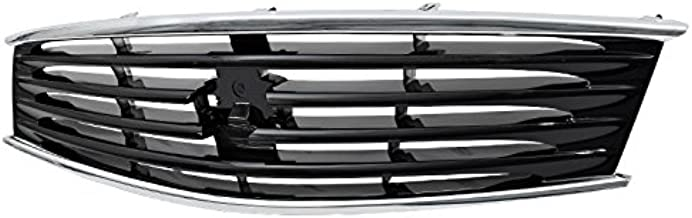 Advan-Emotion for Infiniti G37 08-13 Q60 14-15 Front Bumper Grille Glossy Black