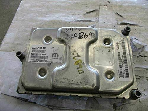 REUSED Popular popular PARTS Engine ECM Control Module 68258528 12 300 Fits 3.6L Cash special price