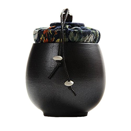 Tea Coffee Tin Porcelain Kettle Home Kitchen Storage Containers Best Gift-A6