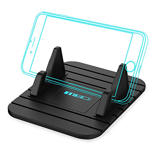 MEIDI Car Dashboard Non-Slip Rubber Mat Stand Mount Holder for Phone iPhone GPS
