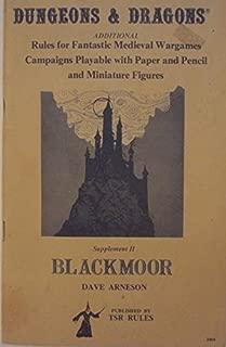 Dungeons & Dragons Supplement II: Blackmoor