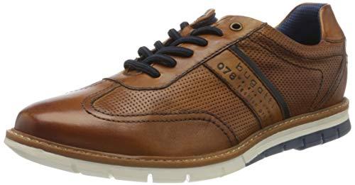 bugatti Herren 311916014100 Sneaker, Braun, 41 EU