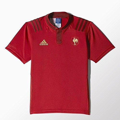 FRANCIA 2015 Réplica Camiseta de Rugby Visitante Junior