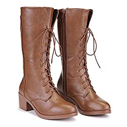 DEEANNE LONDON Woman Leather Boots
