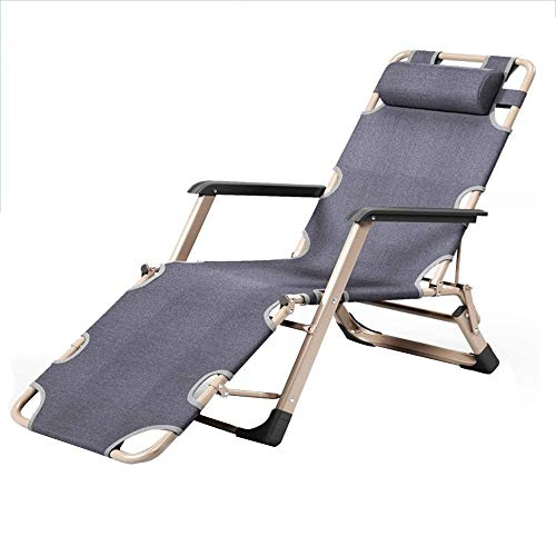 Zero Zwaartekracht stoel ligstoel opvouwbare ligstoel verstelbare tuinstoel ligstoel, vrije tijd fauteuil voor oudere dek stoel zon ligstoel