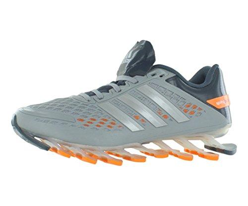 adidas Springblade Razor Youth Running Shoes Grey/Orange (5.5)
