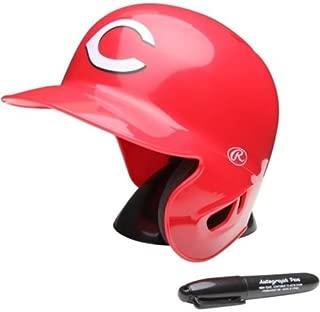 Rawlings Official Cincinnati Reds Replica Batting Mini Helmet - New in Box
