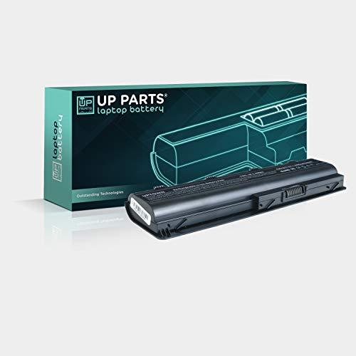 UP PARTS® UP-E-H0062 Serie Premium 11.1V 6 celle 4400mAh - Batteria di ricambio per portatili HP MU06 MU09 593553-001 593554-001 593562-001 HSTNN-LB0W HSTNN-UB0W