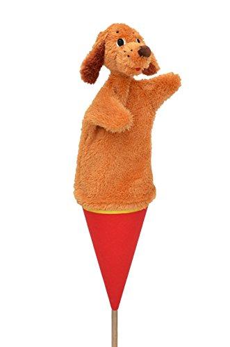 ABA 53 cm 3 en 1 pour Chien marionnette Pop-up (Multicolore)