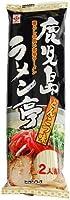 ヒガシフーズ 鹿児島ラーメン亭豚骨味160g×24袋