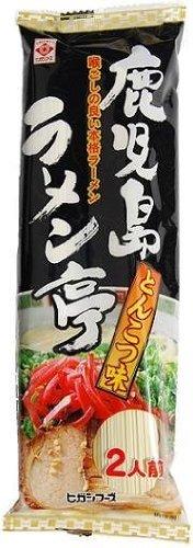 ヒガシフーズ『鹿児島ラーメン亭豚骨味』