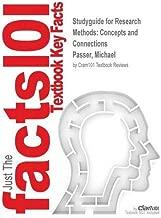 studyguide لهاتف Research طرق: Concepts ووصلات بواسطة passer ، Michael ، رقم ISBN 9780716776819
