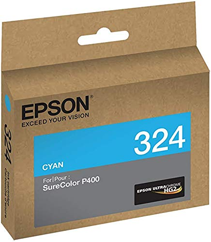 Epson T324220 Epson UltraChrome HG2 Ink (Cyan) Photo #4