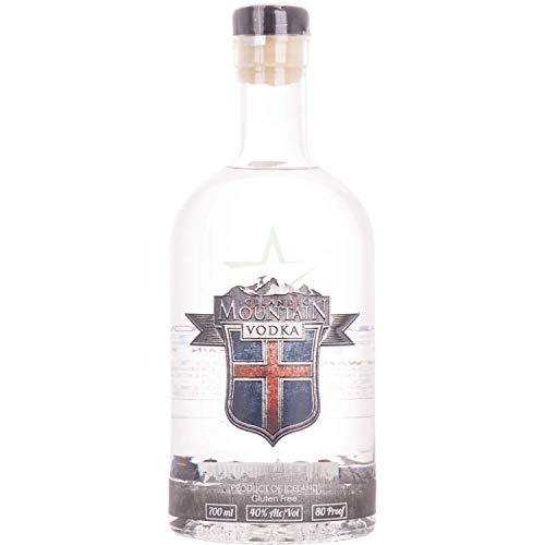 Icelandic Mountain Spirits Icelandic Mountain Vodka 40%, Volume - 0.7 l Wodka