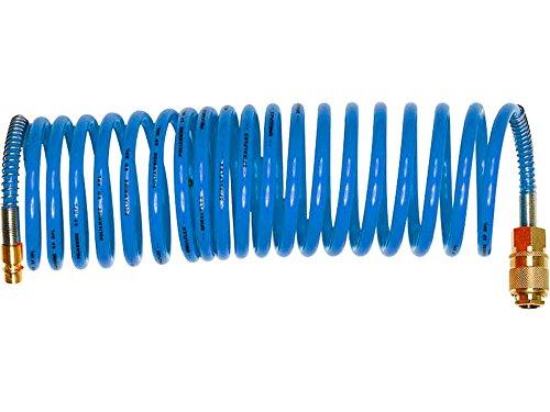 PREMIUM EXTOL 8865131 espiral enrollado automático
