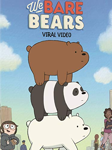 We Bare Bears Season 2 35cm x 47cm 14inch x 19inch TV Show Waterproof Poster *Anti-Fading* 9WP/215159567