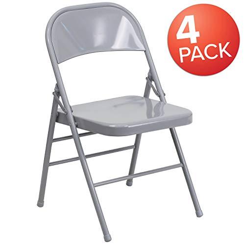Flash Furniture HERCULES Metal Folding Chair