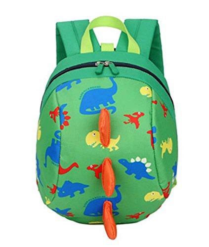 babao Kinder Nette 3D Dinosaur Tier Rucksack Kinder Anti verlorene Schultasche