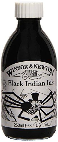 Winsor & Newton Inchiostro di China 250ml - Nero