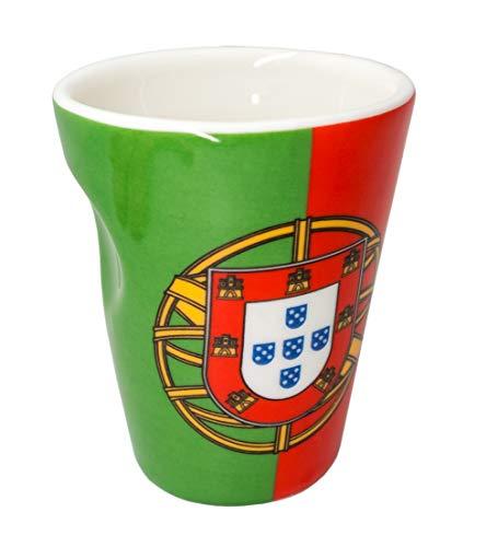 Nerthus FIH 500 Portugal Porzellan Espressotasse