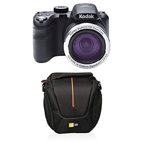 Kodak PIXPRO Astro Zoom AZ421 16 MP Digital Camera with Compact System/Hybrid Camera Case