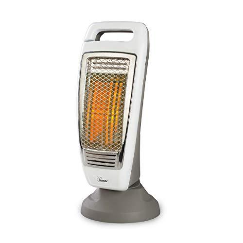 bimar HR310 Stufa Elettrica Radiante da 400W, stufetta elettrica Basso consumo per...